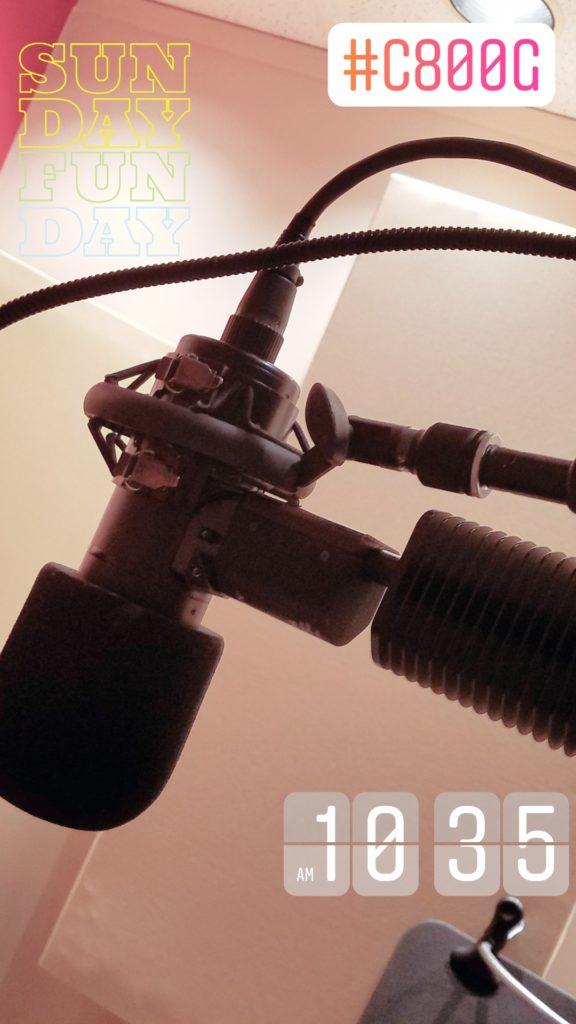 Sony C800G Microphone
