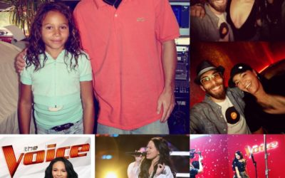 Persistence Pays: From OC Recording to The Voice – Jamella Perkins is killin' it!
