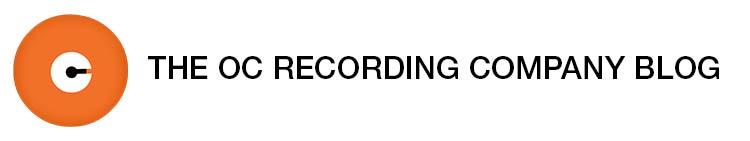 The OC Recording Company Blog