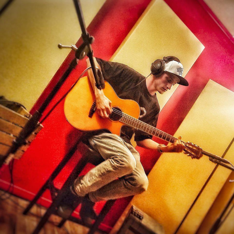 Mak Hill Guitar OC Recording