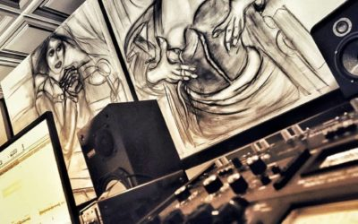 Yakira Shimoni Fulks Art at OC Recording