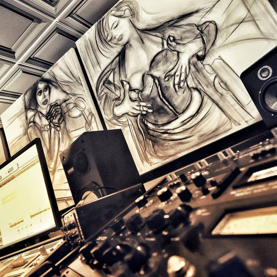 Yakira Shimoni Fulks Art OC Recording