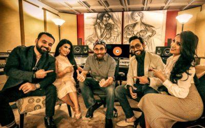 In The Studio with Habib Qaderi, Aryana Sayeed & Asaf David Fulks