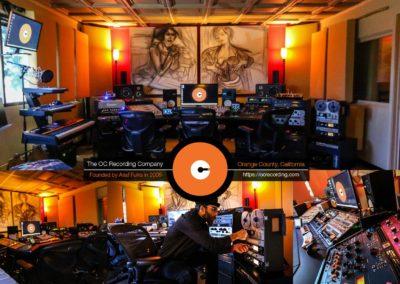 Orange County Recording Studios