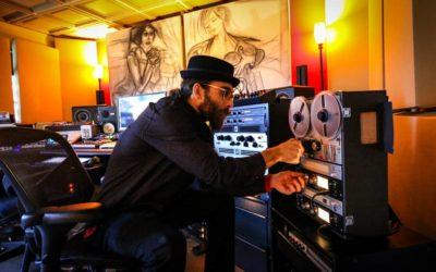 It's getting really REEL at OC Recording Studios in Orange County, California!