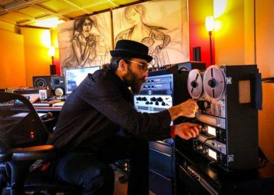 Asaf Fulks OC Recording Mixing Mastering Analog