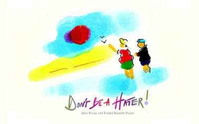 Asaf Fulks & Yakira Shimoni Fulks new single Don't Be a Hater is now playing!