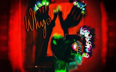 Asaf Fulks & Yakira Shimoni Fulks new single WHYS is now playing!