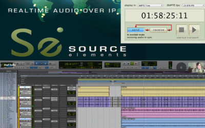 Orange County Recording Studio provides worldwide audio services via Source Connect and Skype!