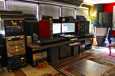 ATC, FOCAL, RECORDING STUDIO, ORANGE COUNTY, CALIFORNIA