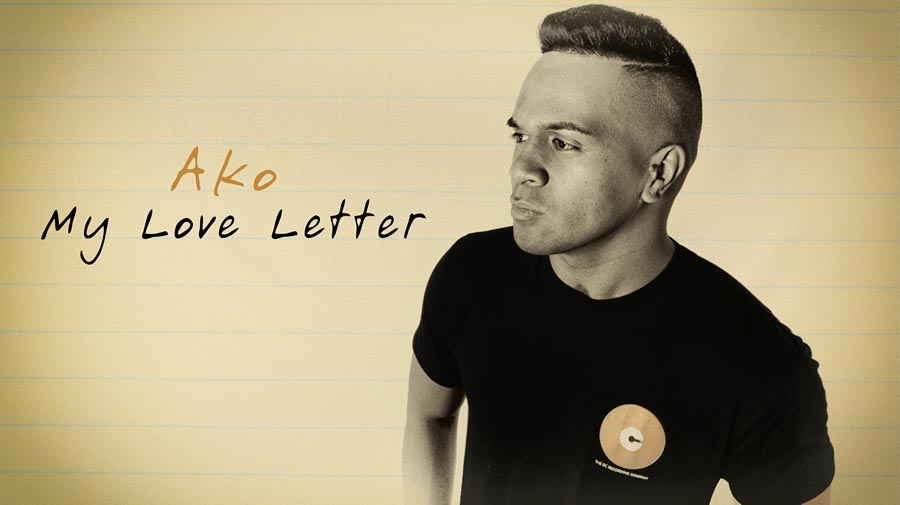 ako My Love Letter