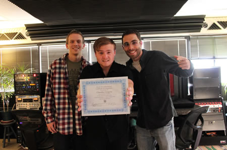 Best Recording School, Orange County, CA