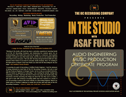 The OC Recording School - Audio Engineering and Music Production
